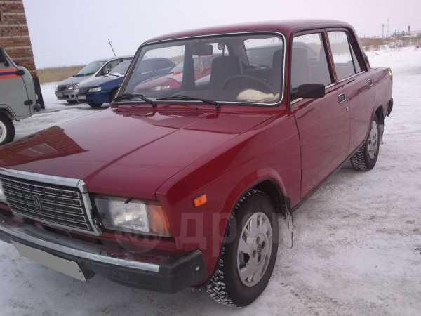 Лада 2107, 2005 год, 93 000 руб.