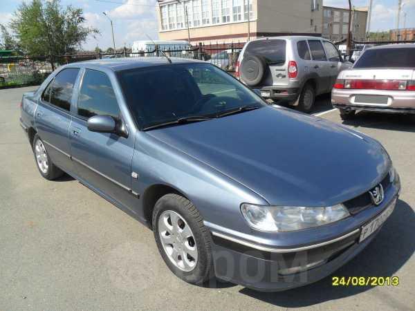 Peugeot 406, 2001 год, 210 000 руб.