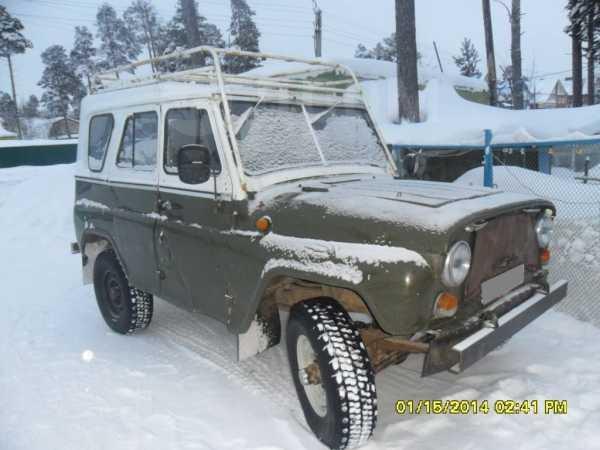 УАЗ 469, 1985 год, 50 000 руб.