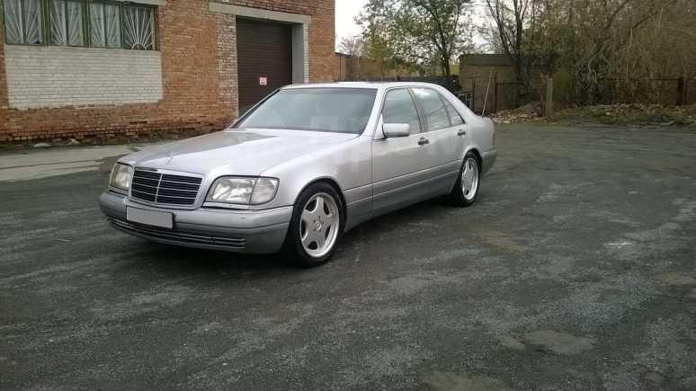 Mercedes-Benz S-Class, 1995 год, 430 000 руб.