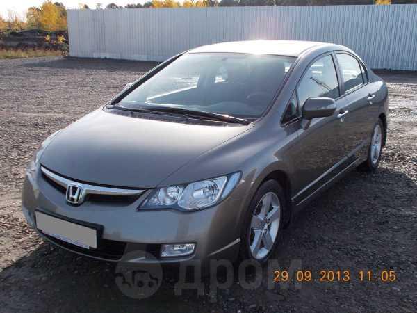 Honda Civic, 2008 год, 510 000 руб.
