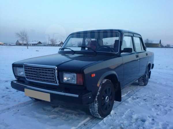 Лада 2107, 2011 год, 185 000 руб.