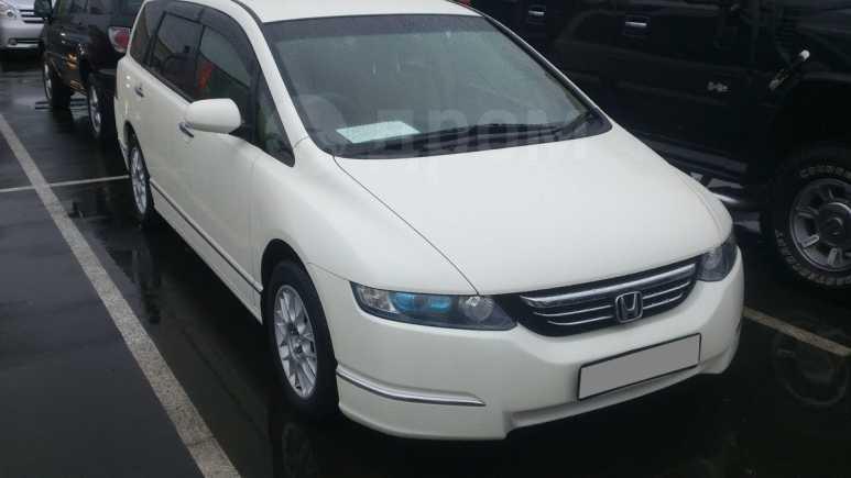Honda Odyssey, 2004 год, 460 000 руб.