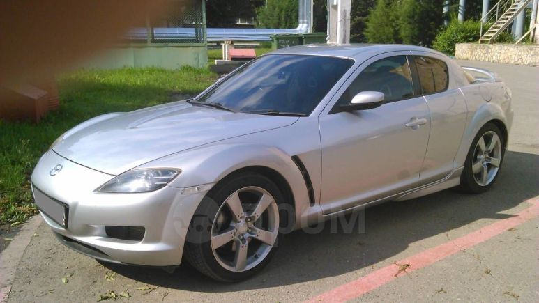 Mazda RX-8, 2004 год, 300 000 руб.