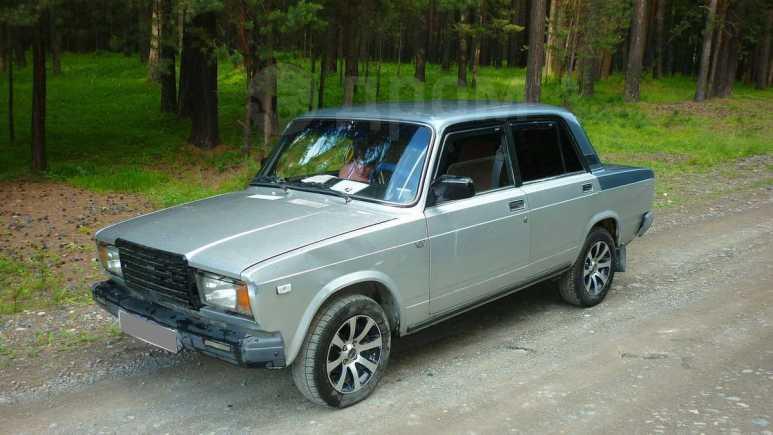 Лада 2107, 1987 год, 45 000 руб.