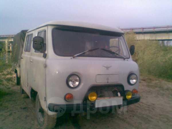 УАЗ Буханка, 1995 год, 77 000 руб.