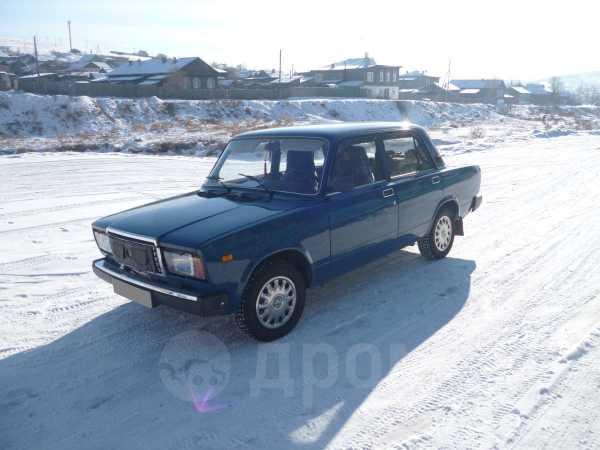 Лада 2107, 2008 год, 165 000 руб.