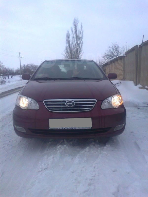 BYD F3, 2011 год, 330 000 руб.