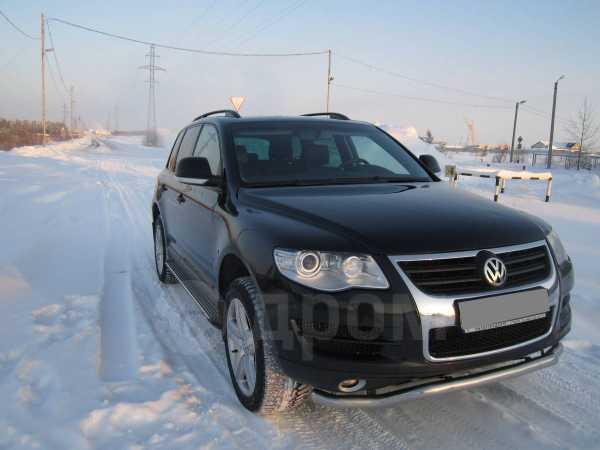 Volkswagen Touareg, 2008 год, 1 200 000 руб.