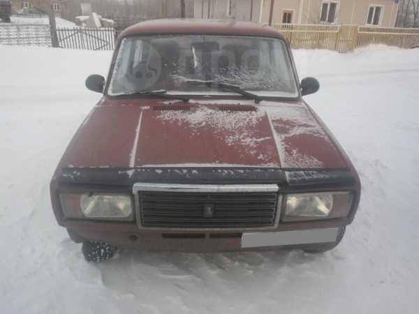 Лада 2107, 1989 год, 25 000 руб.