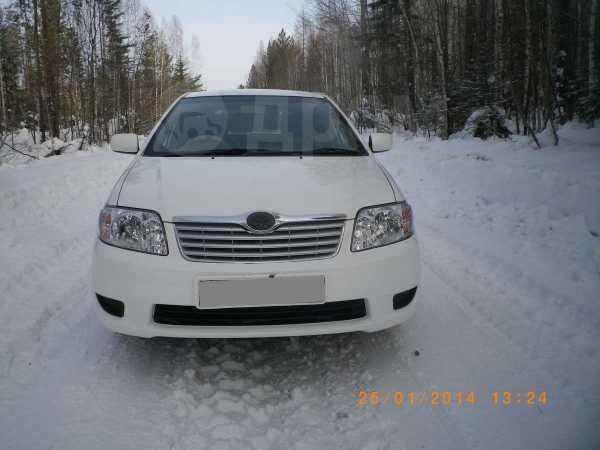 Toyota Corolla Fielder, 2004 год, 320 000 руб.
