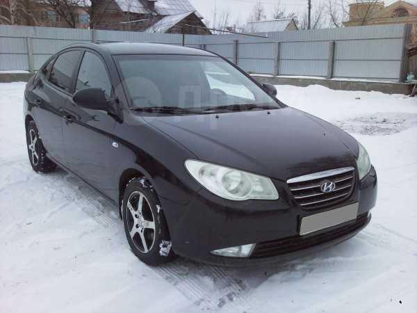 Hyundai Elantra, 2008 год, 400 000 руб.