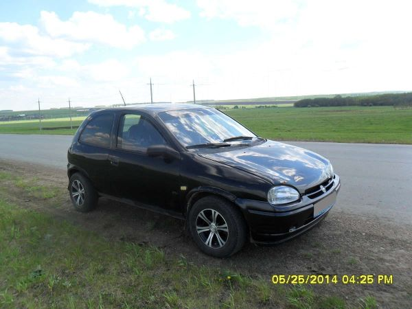 Opel Corsa, 1999 год, 100 033 руб.