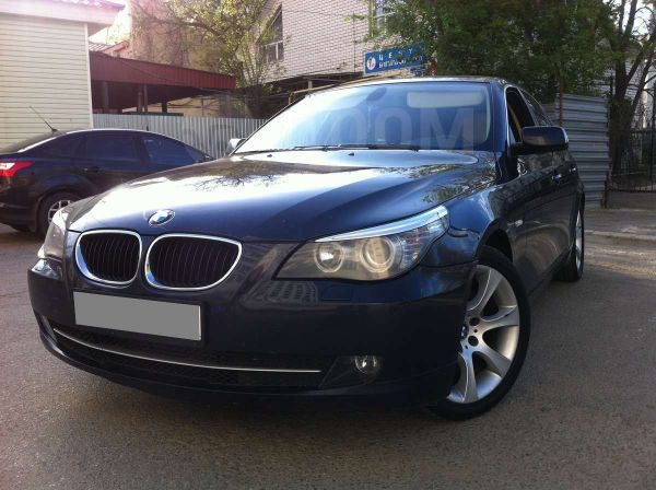 BMW 5-Series, 2010 год, 900 000 руб.