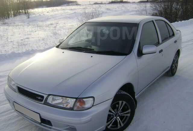 Nissan Pulsar, 1998 год, 90 000 руб.