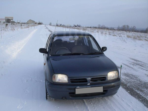 Nissan March, 1994 год, 100 000 руб.
