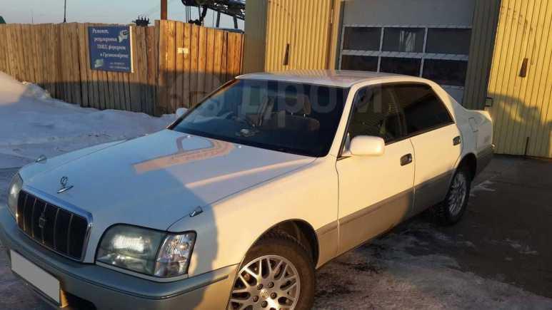 Toyota Crown Majesta, 1997 год, 350 000 руб.