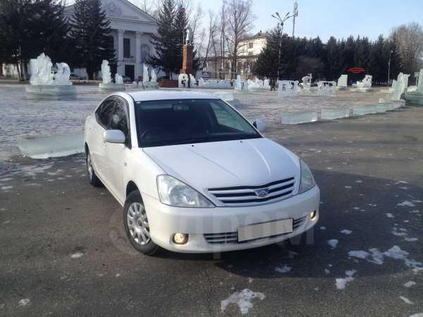 Toyota Allion, 2002 год, 375 000 руб.