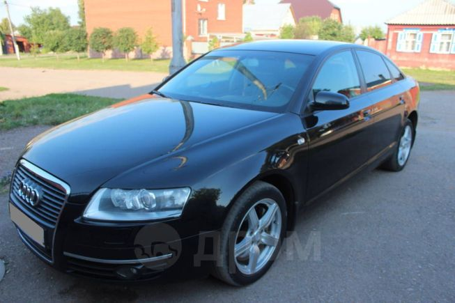 Audi A6, 2007 год, 670 000 руб.