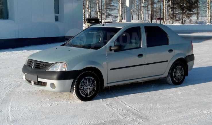Renault Logan, 2006 год, 193 000 руб.