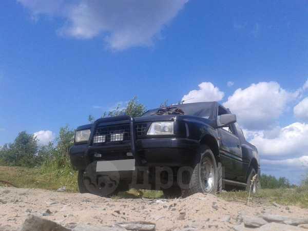 Opel Frontera, 1993 год, 130 000 руб.