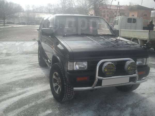 Nissan Terrano, 1994 год, 310 000 руб.