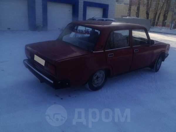 Лада 2107, 1995 год, 23 000 руб.