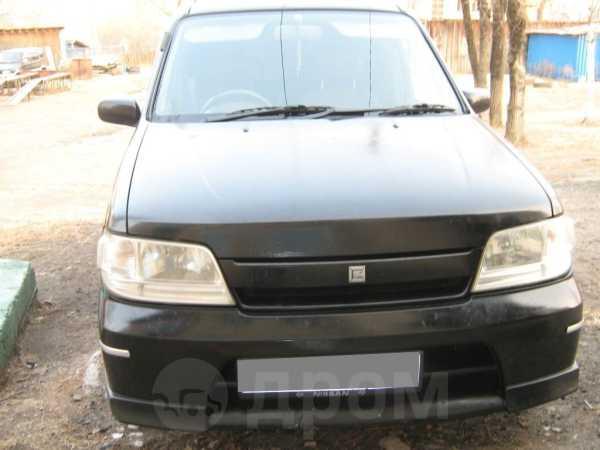 Nissan Cube, 2002 год, 115 000 руб.
