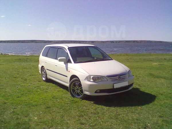 Honda Odyssey, 2002 год, 364 000 руб.
