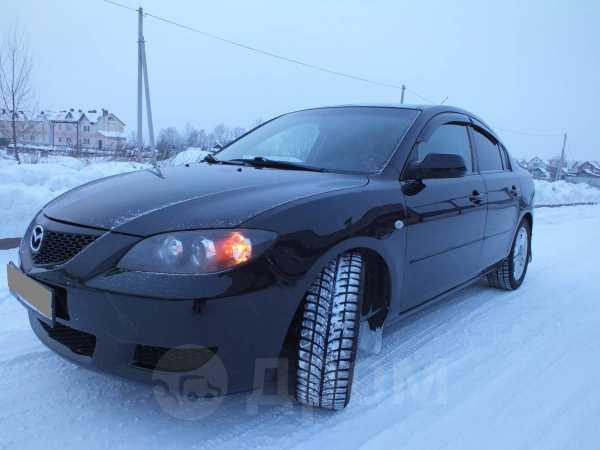 Mazda Mazda3, 2004 год, 410 000 руб.
