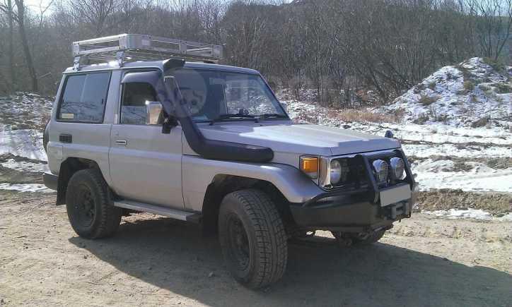 Toyota Land Cruiser, 1997 год, 750 000 руб.