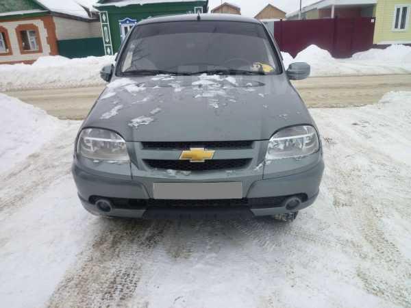 Chevrolet Niva, 2005 год, 270 000 руб.