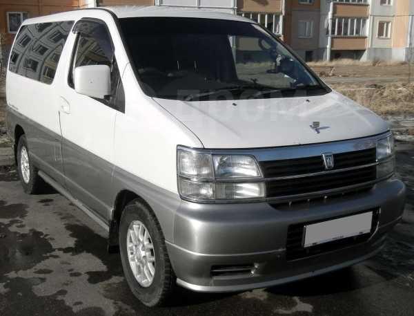 Nissan Elgrand, 1997 год, 400 000 руб.