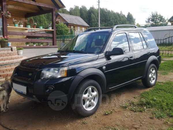 Land Rover Freelander, 2004 год, 550 000 руб.