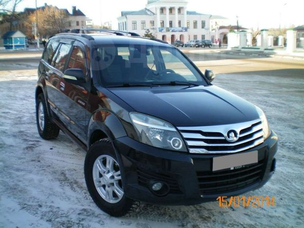 Great Wall Hover H3, 2011 год, 575 000 руб.