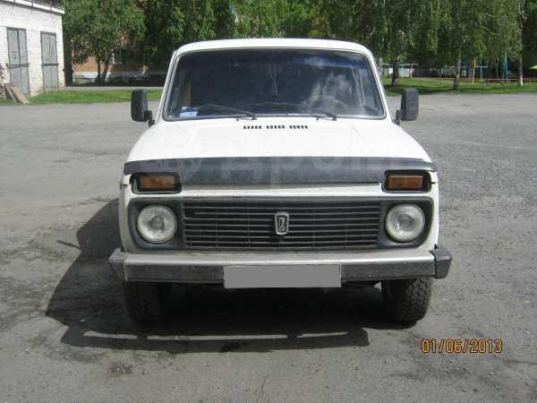 Лада 4x4 2121 Нива, 1989 год, 95 000 руб.