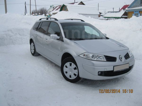 Renault Megane, 2007 год, 380 000 руб.