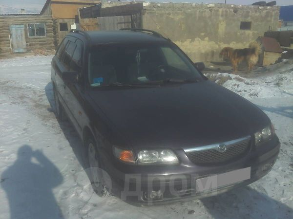Mazda 626, 1999 год, 260 000 руб.
