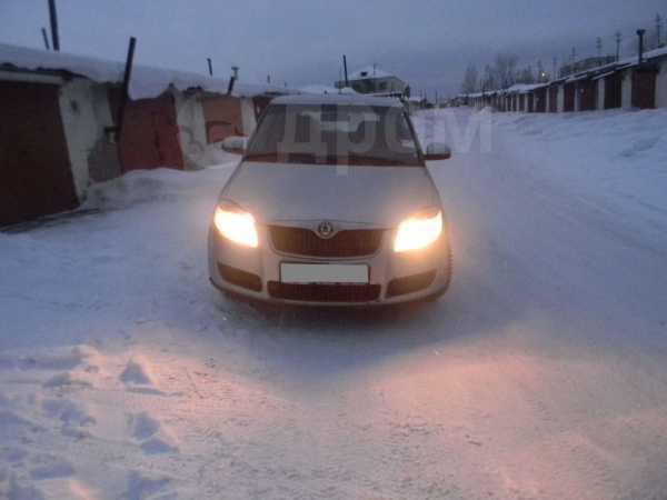 Skoda Fabia, 2008 год, 340 000 руб.