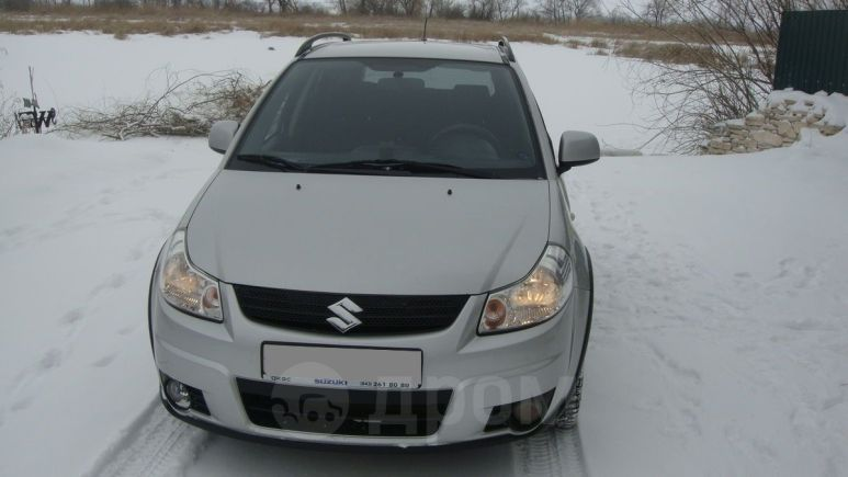 Suzuki SX4, 2007 год, 380 000 руб.