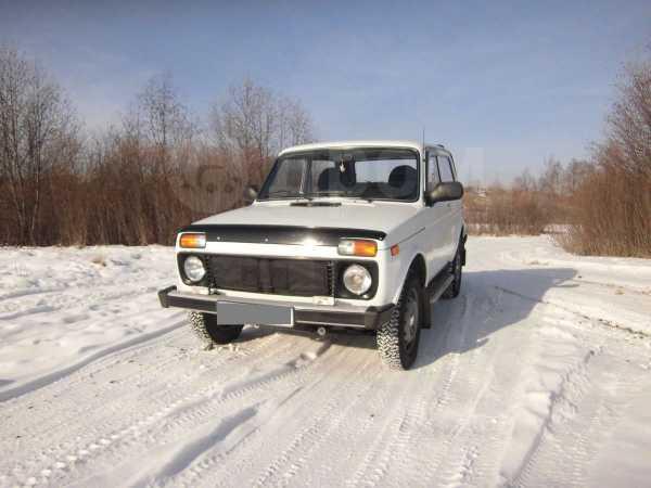 Лада 4x4 2121 Нива, 2010 год, 270 000 руб.
