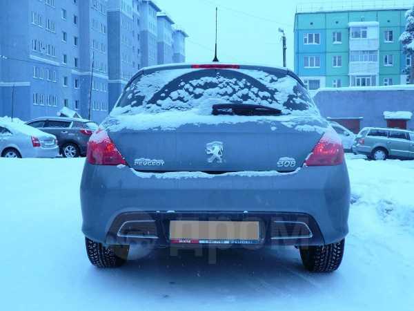 Peugeot 308, 2011 год, 530 000 руб.