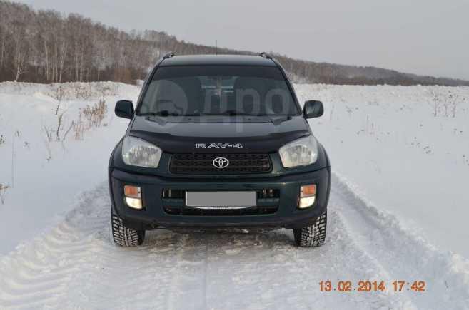 Toyota RAV4, 2002 год, 580 000 руб.