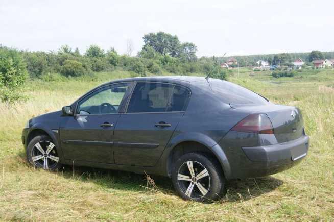 Renault Megane, 2005 год, 185 000 руб.