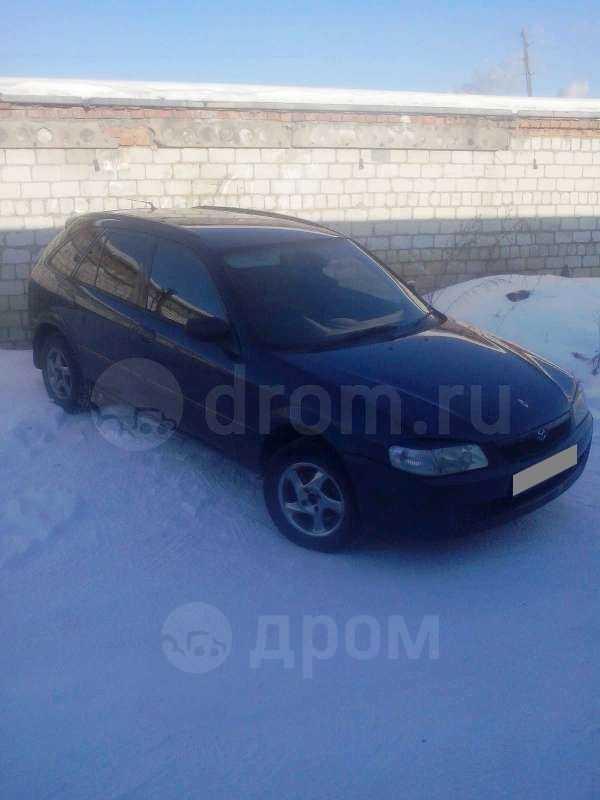 Mazda Familia S-Wagon, 1998 год, 140 000 руб.