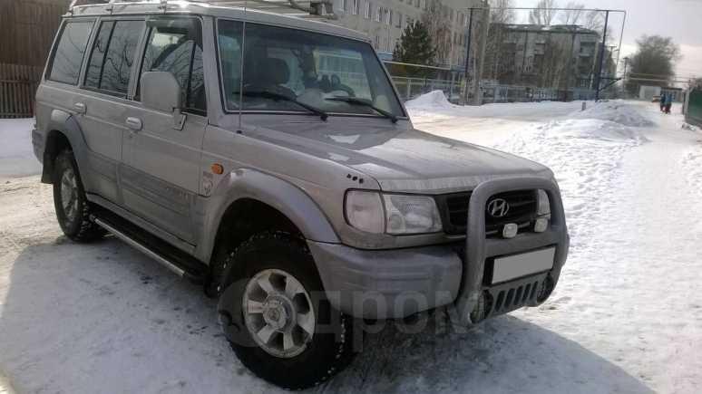 Hyundai Galloper, 2003 год, 450 000 руб.