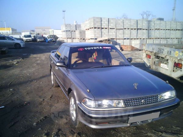 Toyota Mark II, 1990 год, 112 000 руб.