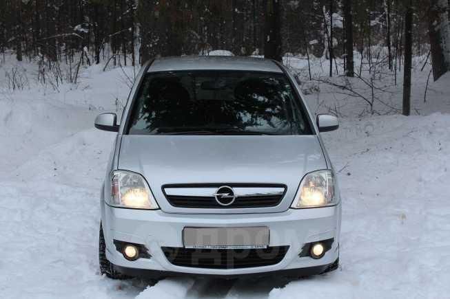 Opel Meriva, 2007 год, 346 000 руб.