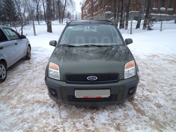 Ford Fusion, 2007 год, 306 000 руб.