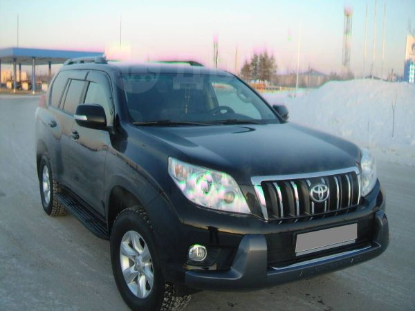 Toyota Land Cruiser Prado, 2011 год, 1 600 000 руб.